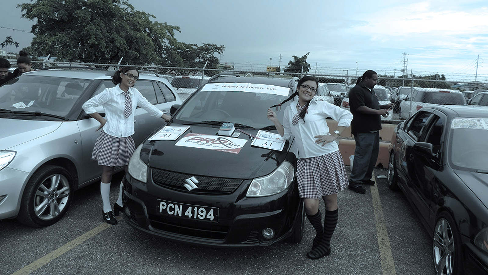 2013: Express Childrens' Fund Car Rally